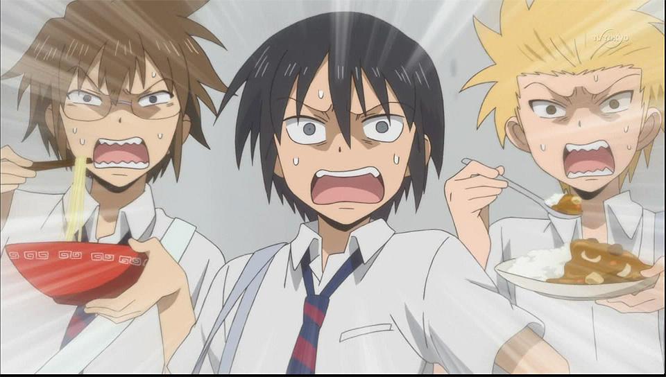 無料視聴あり!アニメ『男子高校生の日常』の動画  …
