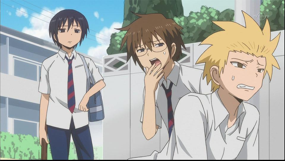 アニメ「男子高校生の日常」の動画が見られるサイ …
